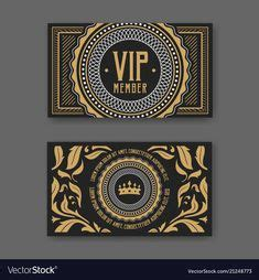 vip logo  euro design  logo desin background design