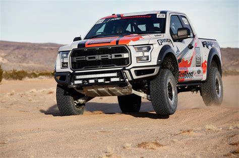ford truck raptor 2017 ford f 150 raptor to go desert racing