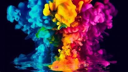 4k Smoke Colorful Wallpapers 1366 1080 1920