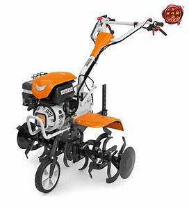 Petrol Engine Stihl Power Tiller Mh 610  6 Hp  Engine Model  4 Stroke  Rs 65500   Piece