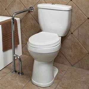 pickens wall to floor grab bar bathroom With floor mounted grab bars for bathrooms
