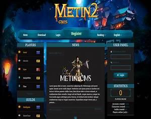Bootstrap Forum Theme Metin2cms