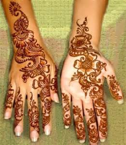 Simple & Beautiful Arabic Mehndi Designs for Hands 2016 ...