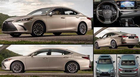 Lexus Es (2019)  Pictures, Information & Specs