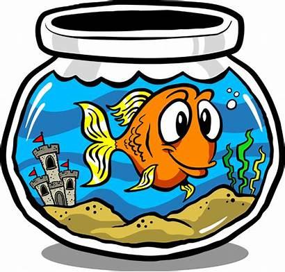 Fish Tank Cartoon Clipart Cartoons Graphic Illustration