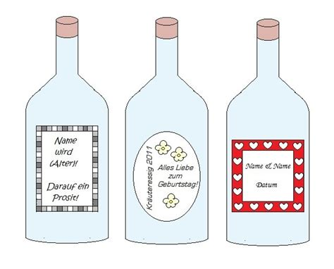 flaschen etiketten vorlage word papacinfo