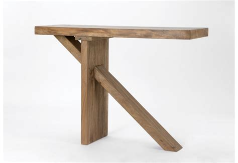 table de bar bois