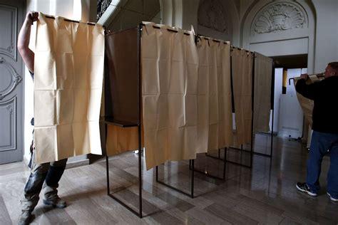 heure ouverture bureau de vote ouverture des bureaux de vote les horaires changent pour