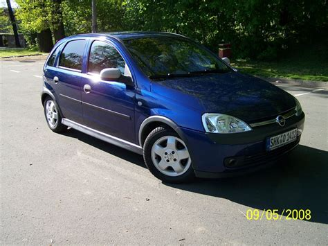 Opel Corsa 1 2 by Opel Corsa C 1 2 16v Corsa C Ler Tuning Community