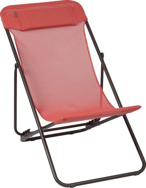 chaise longue de jardin lafuma toile de rechange pour chaise longue transaluxe aurore lafuma