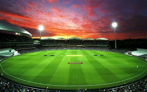 beautiful high quality widescreen cricket ground