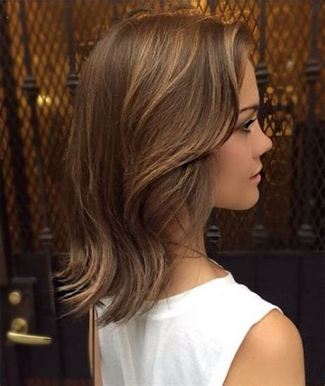 Medium Hairstyles With Highlights by 70 Brightest Medium Length Layered Haircuts And Hairstyles