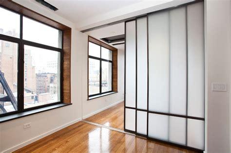 sliding glass doors  york city greenwich village