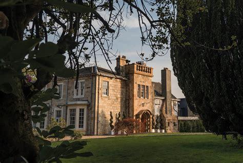 lochside house hotel spa lodges luxury wedding venue