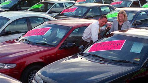 Buying Used Vehicles