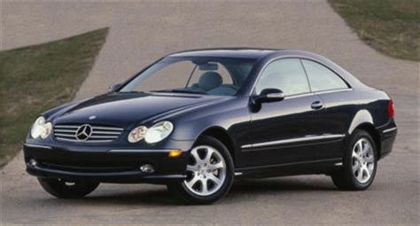 mercedes benz clk review