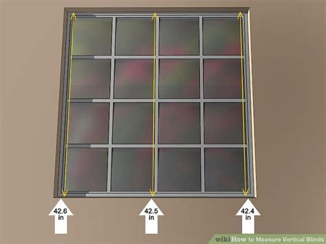 3 Ways To Measure Vertical Blinds Fall Wreath For Front Door French Doors With Cat Flap Homedepot Lowes Exterior Miami Bifold Glass Liebherr Refrigerator Kitchen