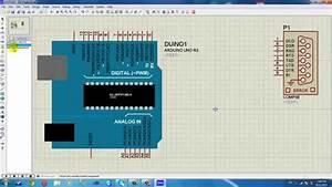 Proteus And Visual C   Arduino Uno Simulator