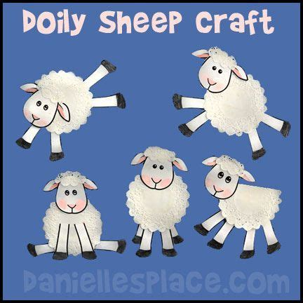 image result for sheep craft vbs 2017 sheep crafts 805 | eb82a9043ac48a0d0dab064efed8a65b