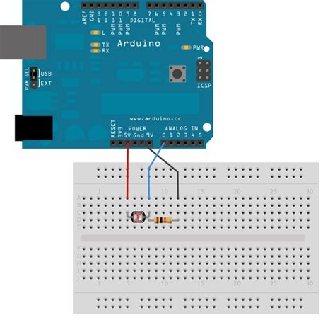 Arduino Switch by Arduino Switch Statement Used With Sensor Input Use