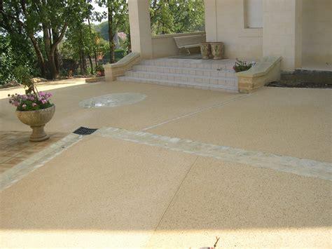 beton de couleur exterieur b 233 ton d 233 sactiv 233 ideal decor pour sols exterieurs