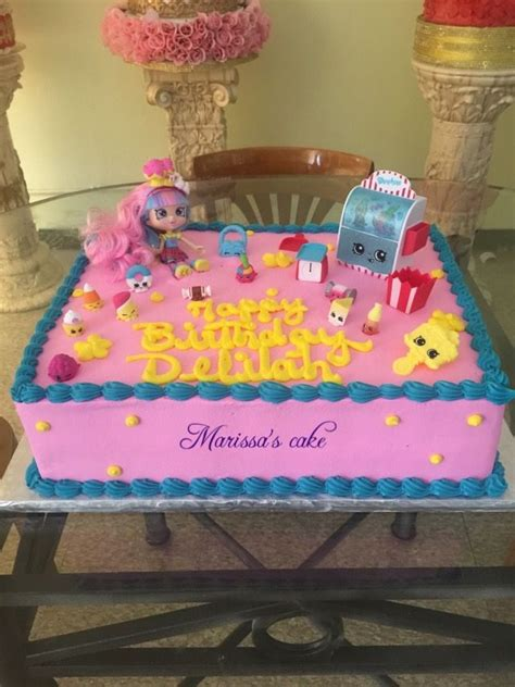 Top 20 Shopkins Birthday Cake Ideas   9 Happy Birthday