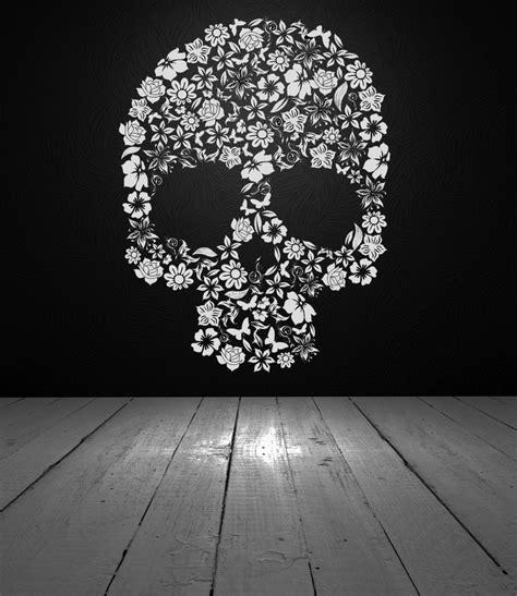 skull bedroom ideas  pinterest skull decor