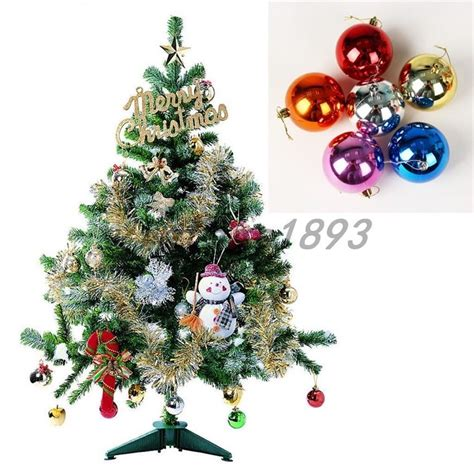christmas tree xmas balls decorations baubles party