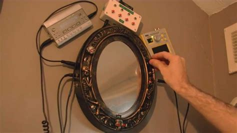Circuit Bent Morbid Modulation Mirror Freeform Delusion