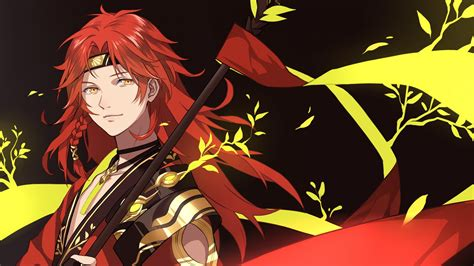 Red Hair Anime Boy Wallpapers Wallpaper Cave