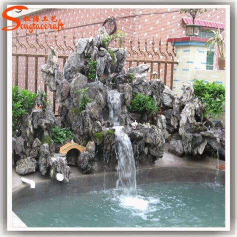 decorative water fountains garden water fountains