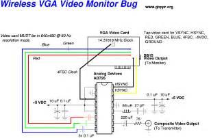 vga monitor transmitter