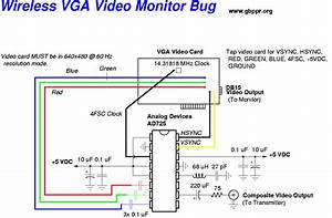 Diagram  Wiring Diagram Vga To Rca Full Version Hd