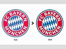 Bayern München aktualisiert Wappen Nur Fussball