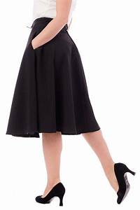 Steady Clothing High-Waist Circle Skirt from Omaha by