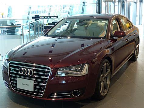 2012 Audi A8l Black Edition