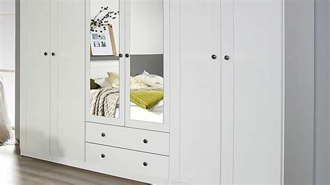 schlafzimmer  rosenheim bett schrank nachttisch  weiss