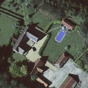 Kit Harrington U0026 39 S House In Lavenham  United Kingdom