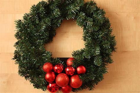 not martha simple diy solar powered led christmas wreath