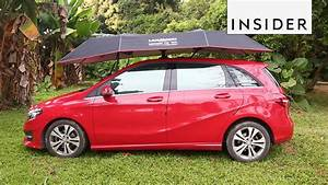 An Umbrella For Cars
