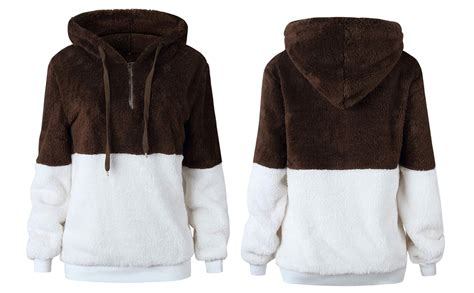 Ocean harbor car insurance only offers minimum liability coverage to florida residents. Bibowa Women Fuzzy Pullover Sweaters Loose Double-Faced Pile Warm Hoodie Pockets