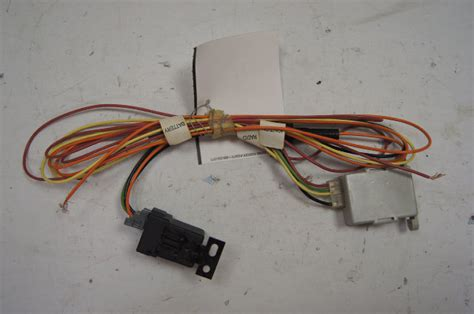 gm   power antenna timer relay wire harness