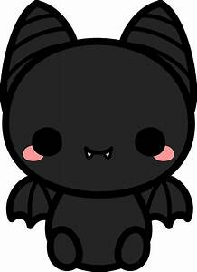 Cute spooky bat | Sticker | Bats and People