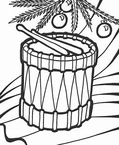 Drum coloring pages to download and print for free