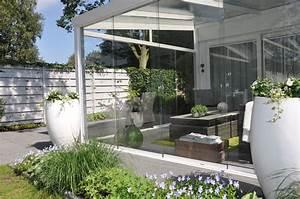 Exklusive terrassenuberdachung oder gartenzimmer aus for Exklusive terrassenüberdachung