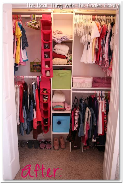 Organizing Closet Space by Closet Organizing Ideas The Real Thing With The