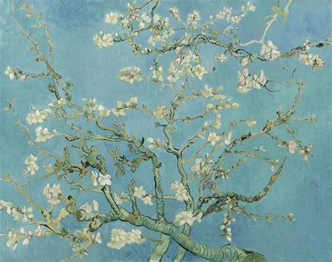 i fiori di gogh fiori di mandorlo arte