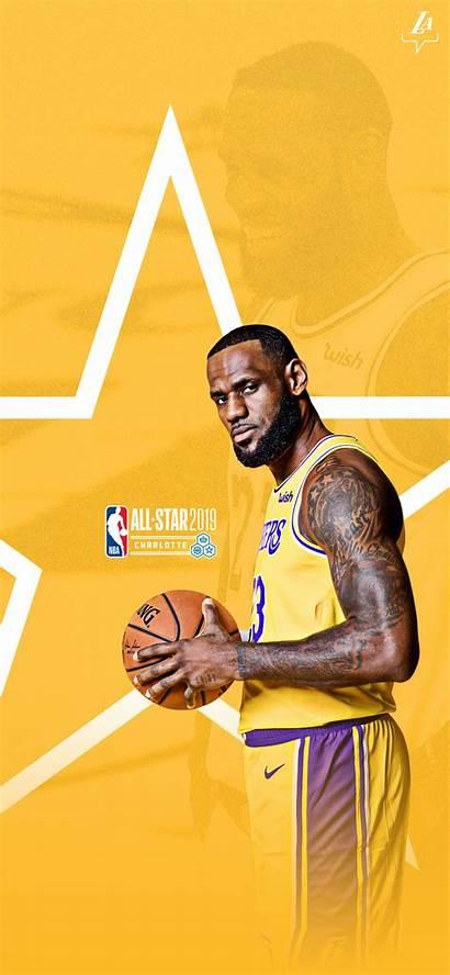 Lebron Lakers James Wallpapers Iphone Nba Kobe