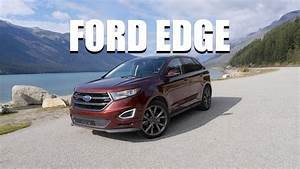 Ford Edge 2017 : ford edge 2017 eng test drive and review youtube ~ Medecine-chirurgie-esthetiques.com Avis de Voitures