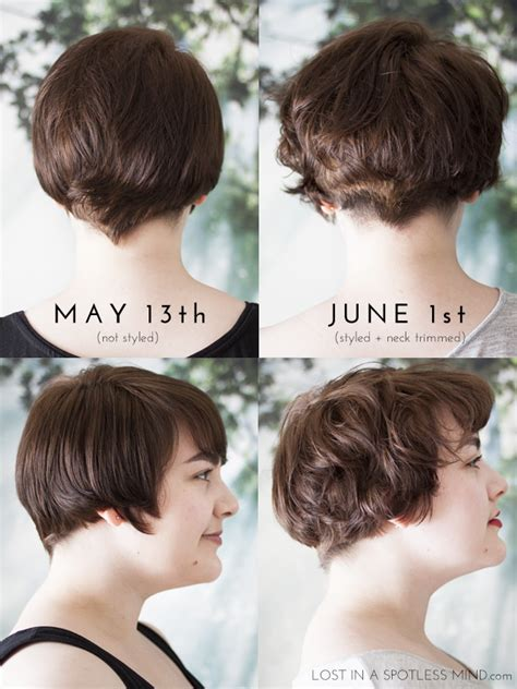 Growing Out A Pixie Hairstyles by Steps Of Growing Out A Pixie Cut Steps Of Growing Out A
